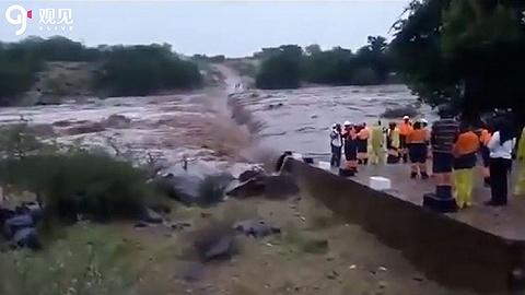 """强热带气旋""""伊代""""袭击津巴布韦,已致31人死亡"""