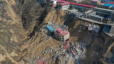 山西乡宁山体滑坡致房屋垮塌已致15人遇难5人掉联