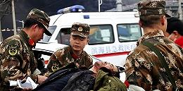 """江苏响水""""3·21""""爆炸变乱已救治伤员604人,重症98人"""