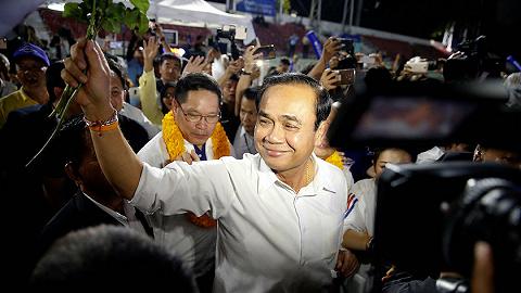 泰國大選初步結果:為泰黨暫時領先,將與現總理巴育爭奪其他黨派支持