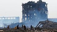 江蘇響水化企爆炸搜救基本結束,失聯人員全部找到