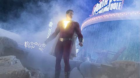 影訊 | DC超級英雄電影《雷霆沙贊!》0405上映 《愛探險的朵拉》真人電影版發布首款預告