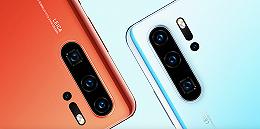 快看   华为P30系列手机发布,10倍混淆变焦,顶配售价1249欧