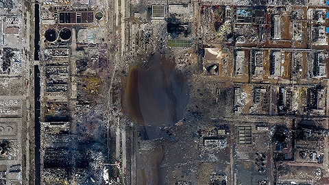 江苏生态环?#31243;?#21709;水爆炸大坑废水已转移4000多吨