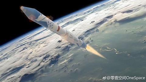 零壹空间OS-M首型运载火箭发射失败,一级分离后失控
