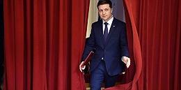 演员?商人?上面有人?乌克兰总统大选黑马不简单