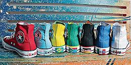 """""""摇号卖鞋""""遭吐槽,经典运动潮牌Converse为何失势?"""
