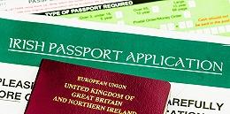 """脱欧前?#23433;?#23450;,英国?#28595;?#27665;""""疯抢爱尔兰护照"""