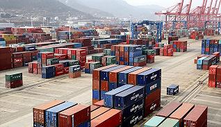 【财经数据】3月中国出口增速创5个月新高