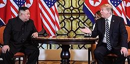 金正恩:愿尝?#32536;?#19977;次朝美首脑会晤,但有个前提