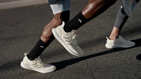 环保运动鞋技术升级,阿迪达斯推出首款100%可再生跑鞋