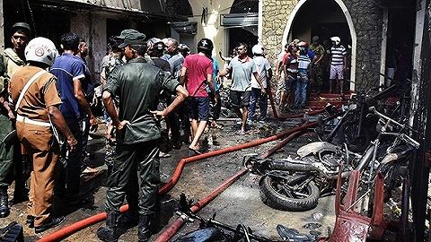 斯里兰卡爆炸遇害人数上升至359,ISIS发布袭击者视频