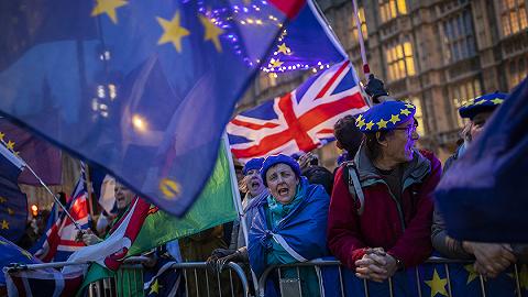 跨党磋商梅姨工党互不让步,英政府寻求为脱欧协议立法