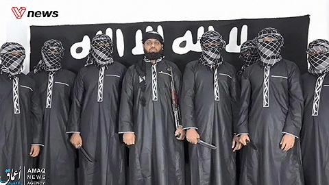 斯里兰卡爆炸案嫌犯身份确?#24076;?#26377;留学硕士,还有富二代