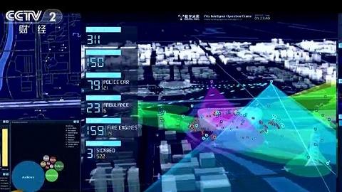 """【聚焦數字中國建設峰會】三坊七巷對話未來 千年古街區里的""""智慧城市"""""""