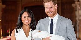 """哈里王子给儿子取名""""阿奇·哈里森?#20445;?#24179;民化选择遭美媒吐槽"""
