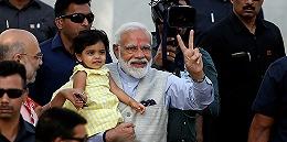 莫迪成功连任总理,这对印度经济意味着?#35009;矗? width=