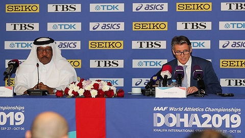 卡塔尔再陷体育丑闻,传媒高管涉嫌在田径世锦赛和奥运会申办中行贿