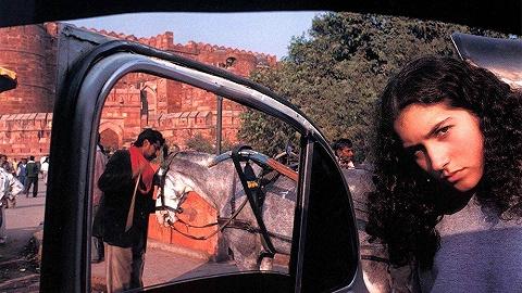 汽车视野中的印度