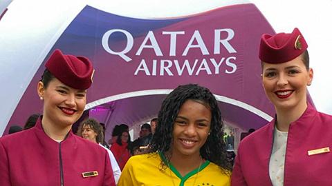 举措天下杯官方航空公司,卡塔尔航空怎样用足球玩转一本道免费v码在线营销?
