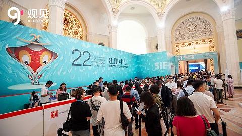"""上海国际电影节:""""一带一道""""朋侪圈扩展,自助计划衍生品受追捧"""