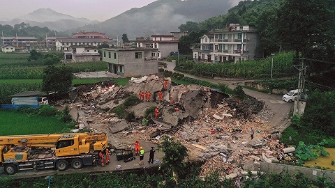 四川长宁地动余震较众,专家:近期不会有大型地动爆发
