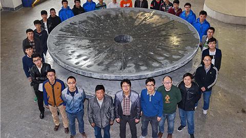 中科院追光者:从千万斤小米起?#19994;?#36896;出世界领先碳化硅反射镜