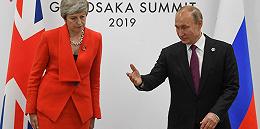 英俄各迈一步,梅姨再见普京:不过聊的话题并不轻松