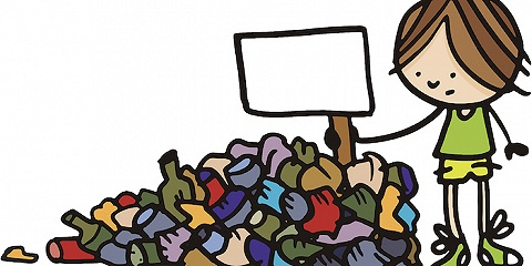 垃圾要分类了,你觉得哪些新事物可以有?