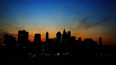 纽约大停电