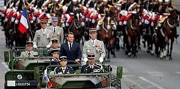 """黄背心""""?#39029; ?#22269;庆阅兵式,230年后法国人的反抗传统在?#26377;? width="""