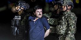 """墨西哥大毒枭美国受审,""""矮子""""谷尤曼被判终身羁系"""