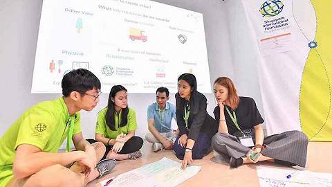 """想创业来上海,新加坡""""青年社会企业家计划""""首次来华"""