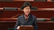 香港特区行政长官林郑月娥:连续串非常暴力事情将香港推向伤害地步