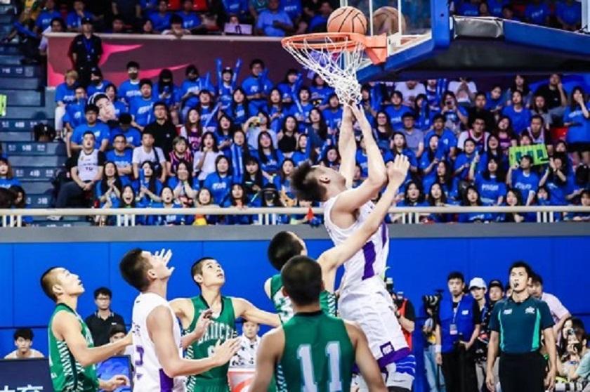 《篮板青春》上海卢湾体育馆打响收官之战