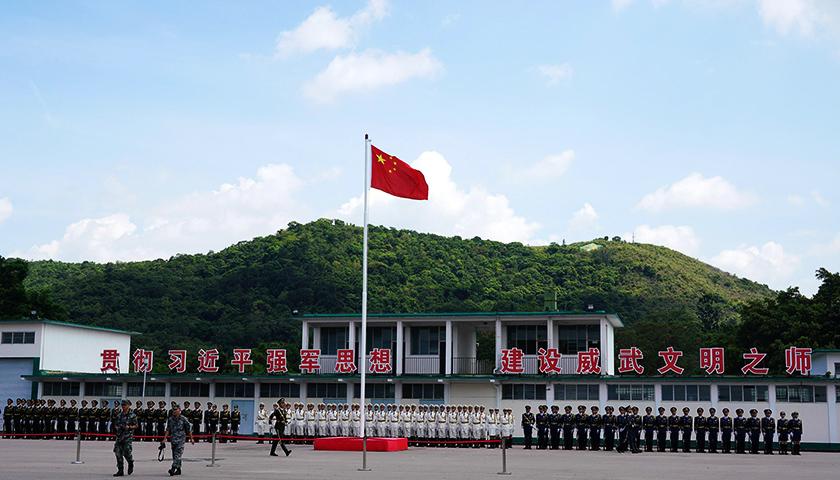 【界面早报】解放军驻香港部队组织第22次轮换全面推开国资划转社保基金操作性文件即将出台|界面新闻·中国