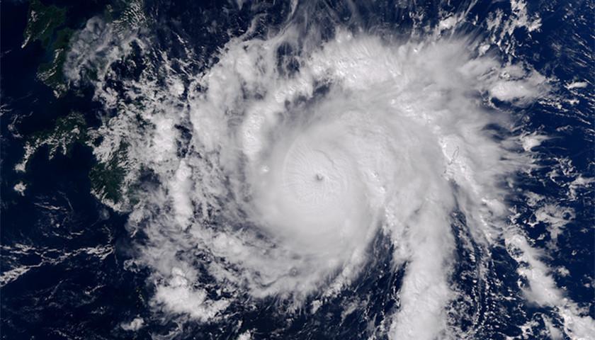 气象局:今年秋季台风呈总体偏少态势,将有2至3个登陆或明显影响我国 界面新闻·中国