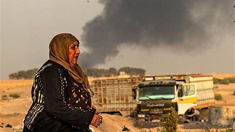 """美国的弃子、土耳其的眼中钉:库尔德人""""除了大山没朋友"""""""