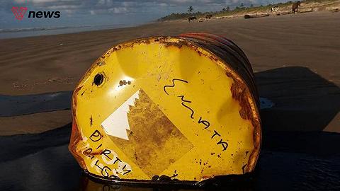 """原油泄漏污染132片海灘,巴西環保系統又現""""軟肋"""""""