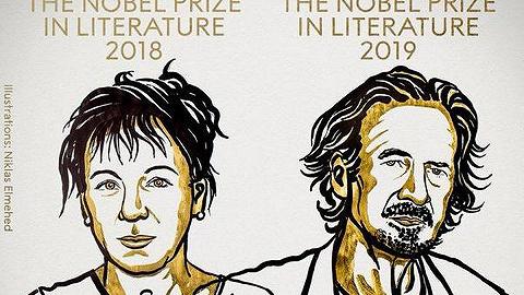諾獎的秘密:奧爾加如何用小說打破界限?漢德克為何今年才拿諾獎?