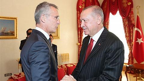 """埃尔多安:库尔德人是""""兄弟"""",我们打的是恐怖分子"""
