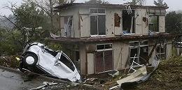 刚地震完台风又来,日本多处沿海潮位达史上最高