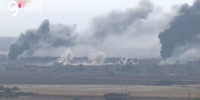 敘政府與庫爾德武裝達成協議,共同對抗土耳其