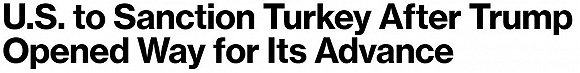 【天下头条】美国制裁土耳其官员并加征关税美股收跌油价下挫2%|界面mg电子游戏注册·天下
