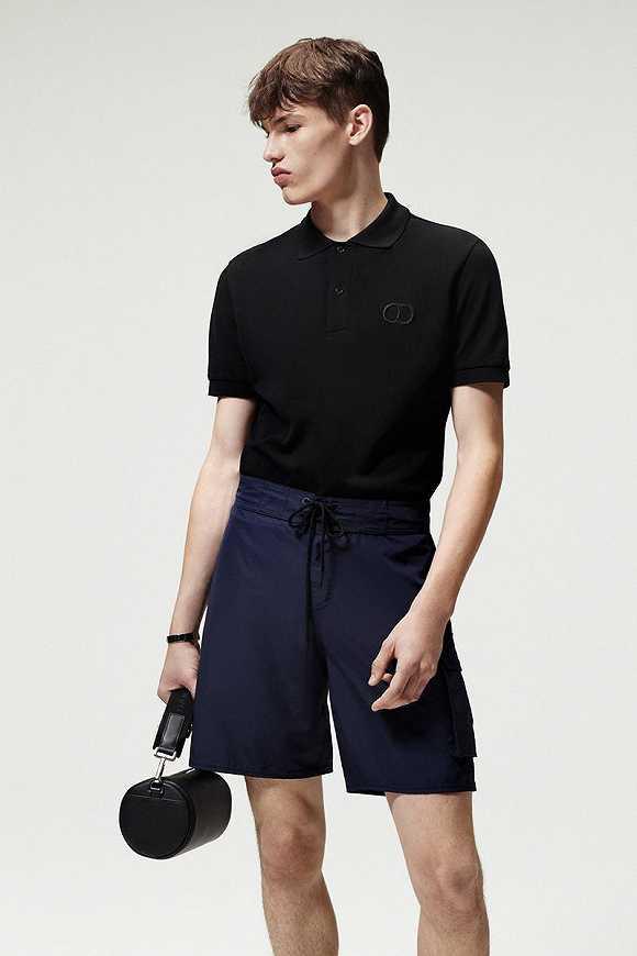 Dior推出全新男装系列DiorEssentials,主卖基本款|界面新闻·时尚