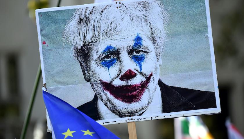 新一轮脱欧协议表决申请被否,约翰逊今晚将发起关键立法投票 界面新闻·天下
