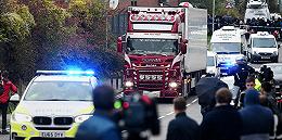 """""""英国死亡货车"""":39具尸体全部为中国籍,惨剧如何发生?"""