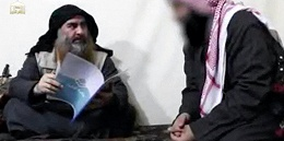 ISIS头目巴格达迪是如何走到今天的?