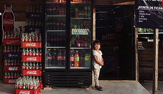 在墨西哥南部的可口可乐之城,可乐是水,是酒,是信仰