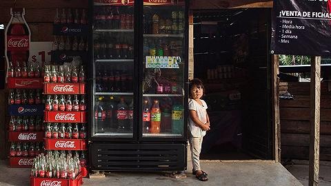 在墨西哥南部的可口可樂之城,可樂是水,是酒,是信仰